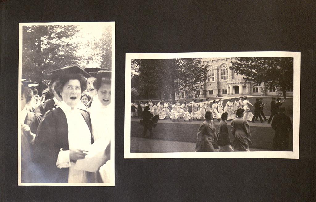 Photo Album of Frances Passmore Lowe, Class of 1908, Page 89