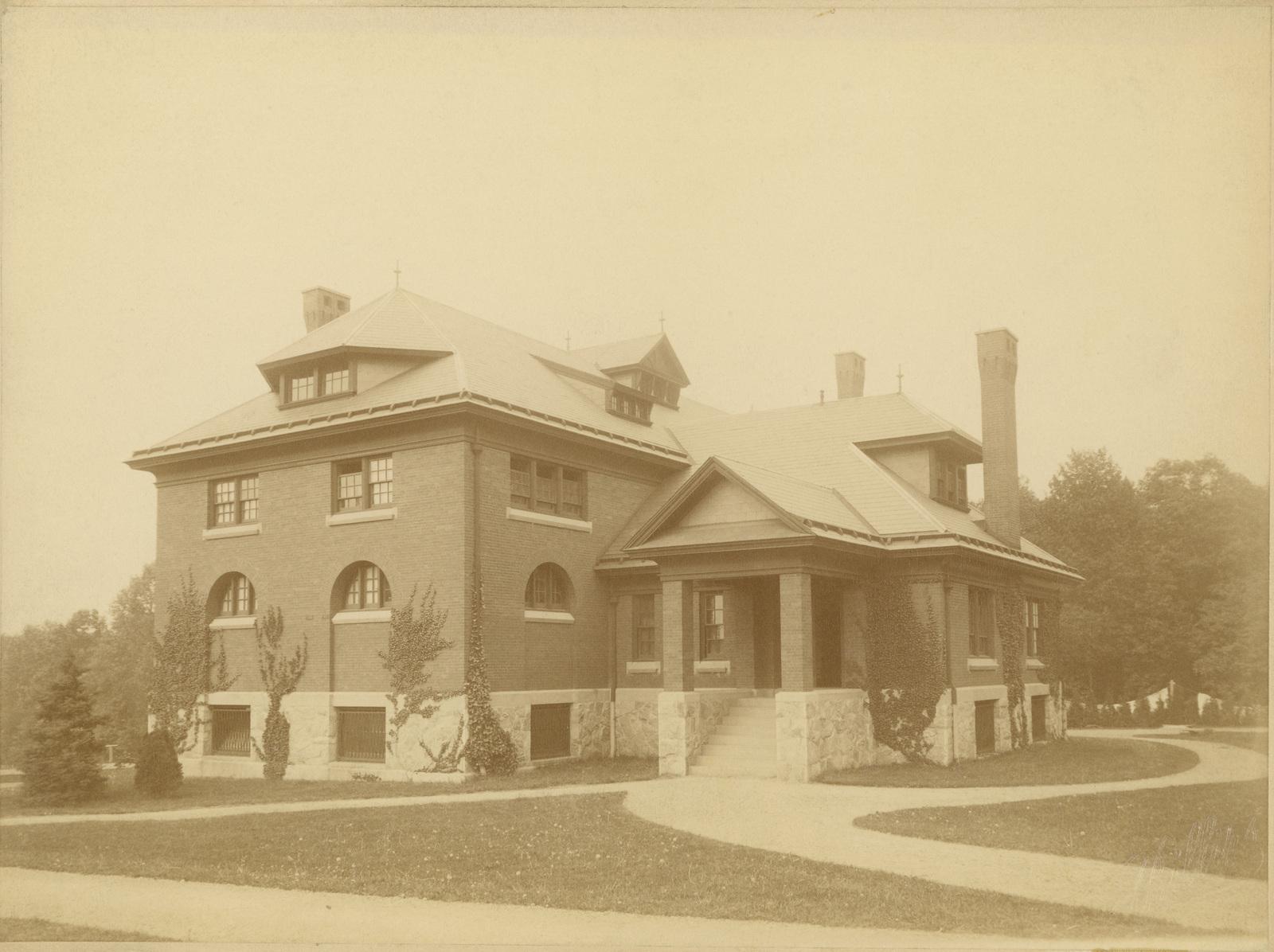 First gymnasium
