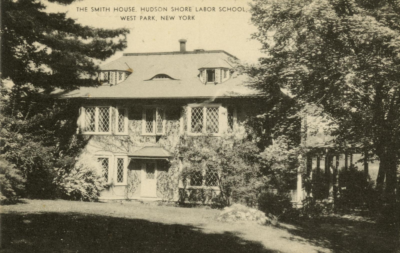 The Smith House (Hudson Shore Labor School)