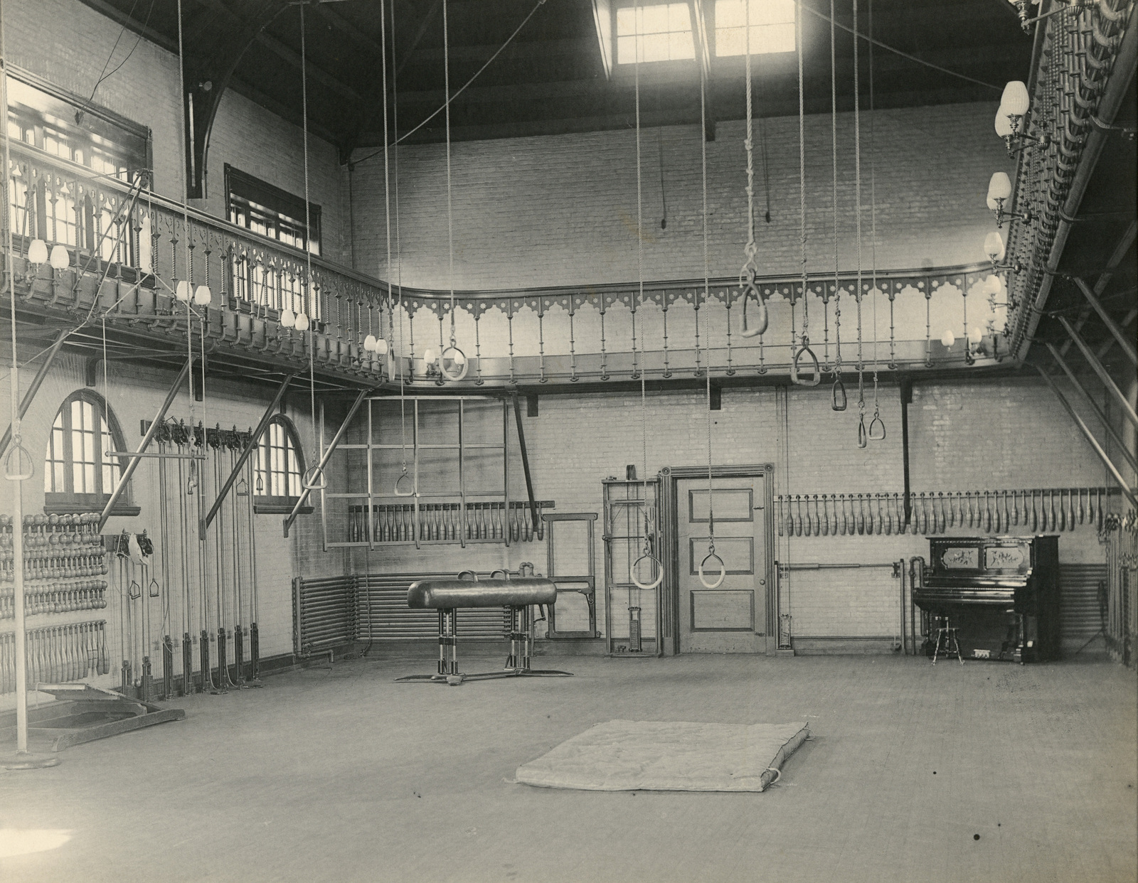 First Bryn Mawr College Gymnasium