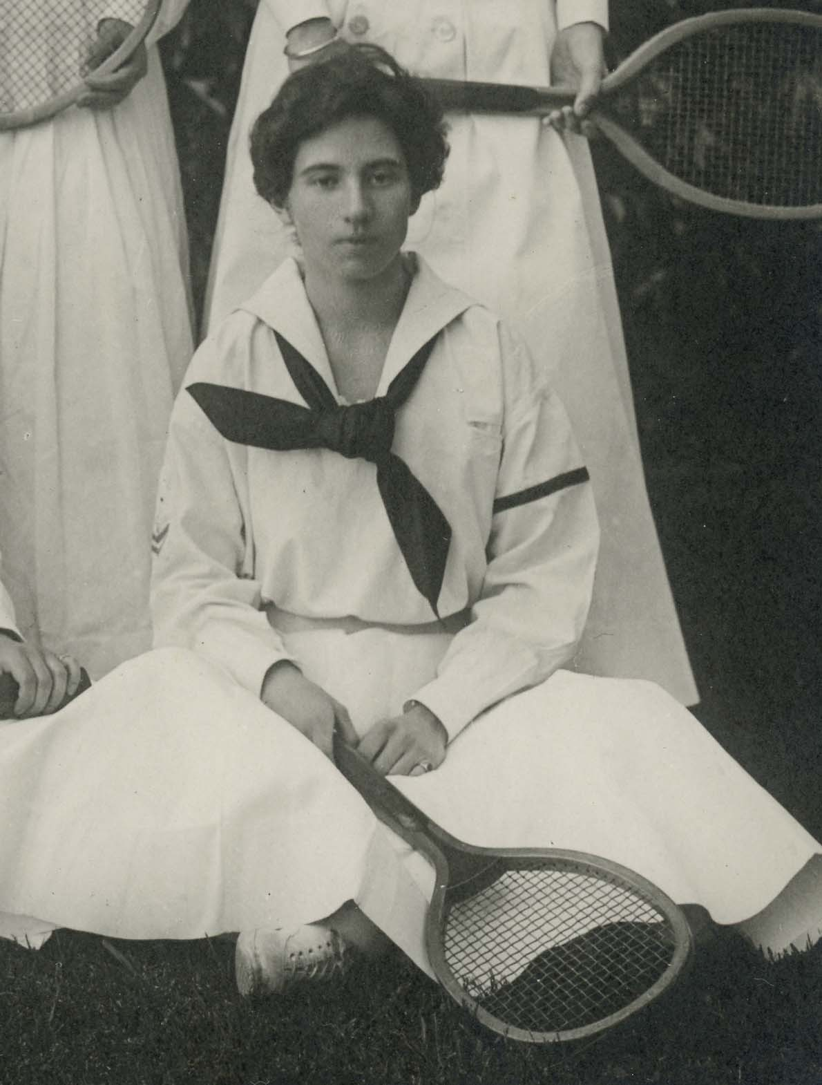 Cynthia Wesson, Class of 1909