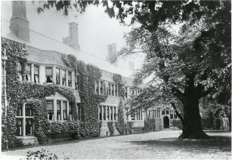 Pembroke Hall Exterior