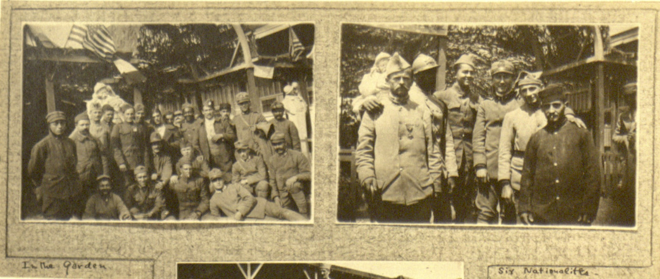 "Photographs from ""Letters and Photographs from the Battle Country, 1918 and 1919"""