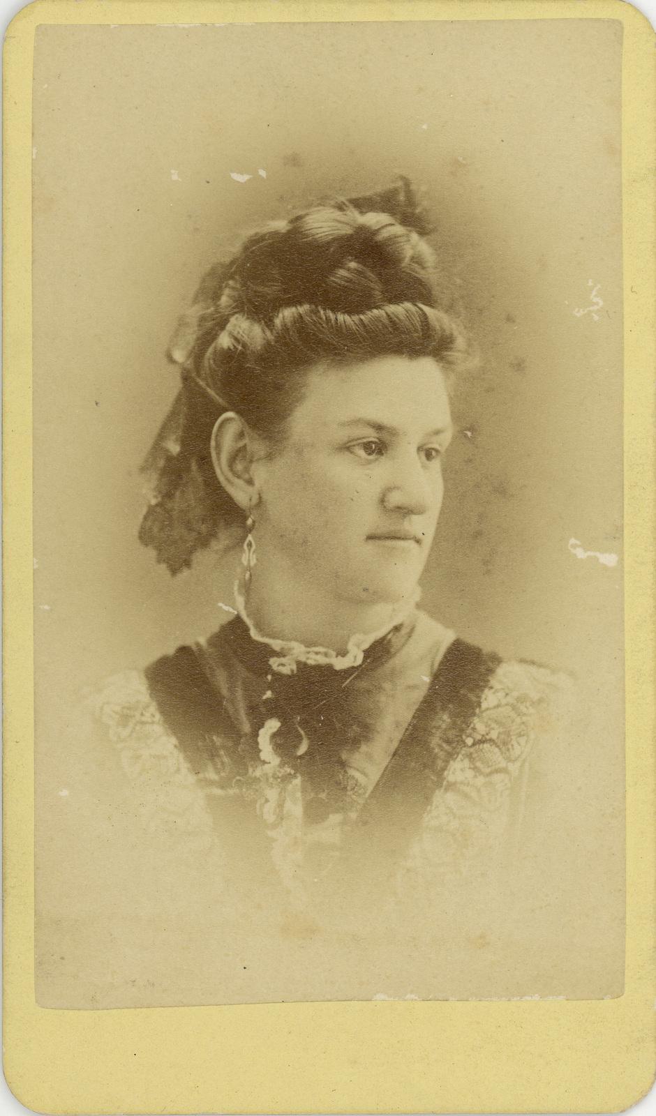 Portrait of Carolyn C. Ladd Hall