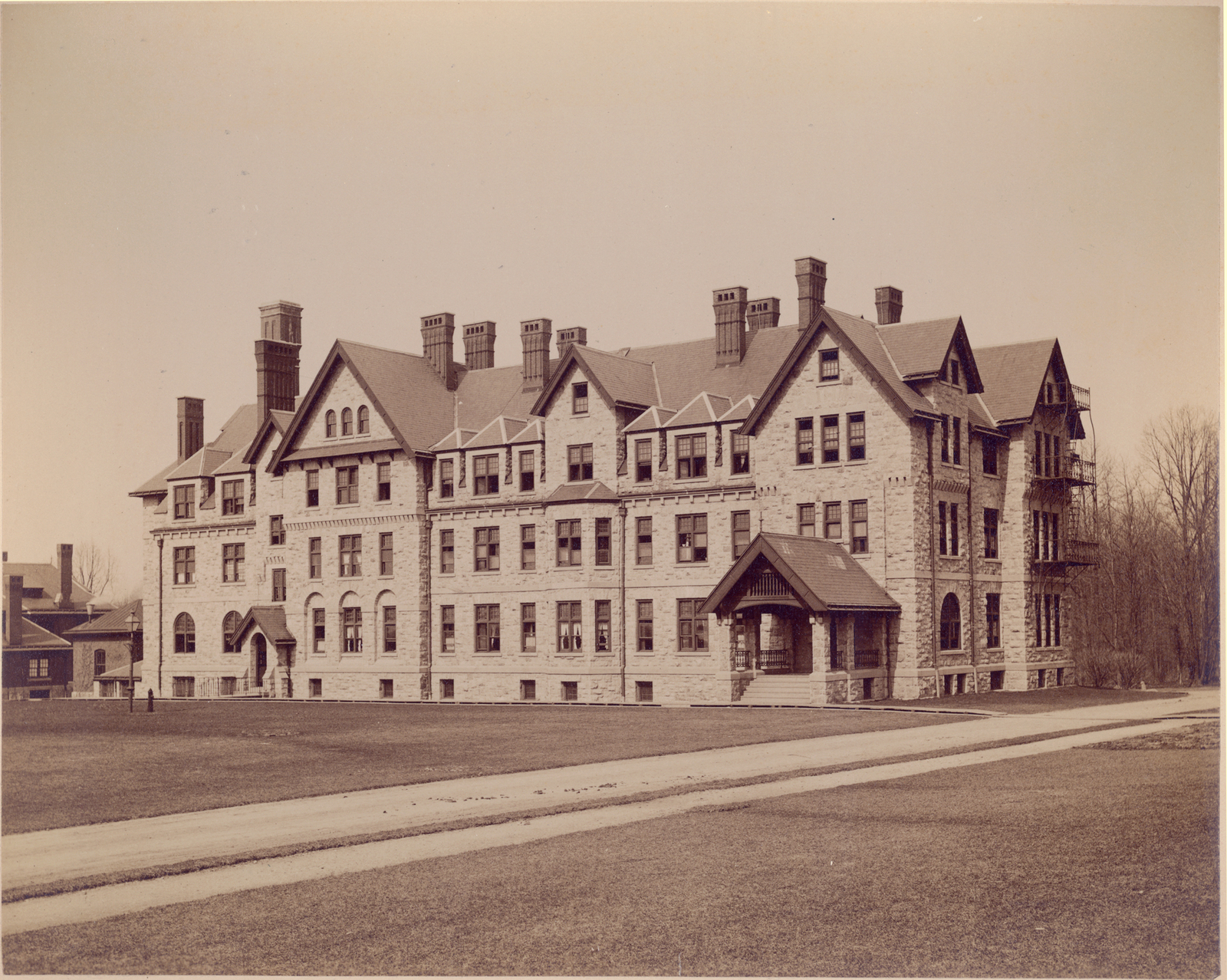 Merion Hall Exterior