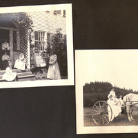 Photo Album of Frances Passmore Lowe, Class of 1908, Page 55