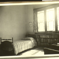 Bedroom of Margaret Bailey Speer at Yenching