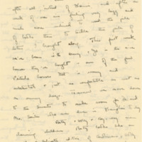 Letter to Robert Elliott Speer and Emma Bailey Speer, 7 August 1934