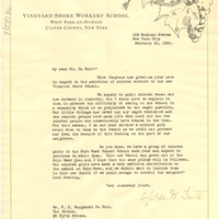 Letter from Hilda Worthington Smith to W. E. Du Bois.png