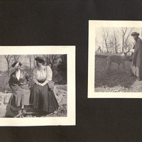 Photo Album of Frances Passmore Lowe, Class of 1908, Page 58