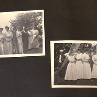 Photo Album of Frances Passmore Lowe, Class of 1908, Page 67