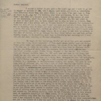 Letter to Emma Bailey Speer, 28 February 1926