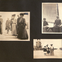 Photo Album of Frances Passmore Lowe, Class of 1908, Page 23